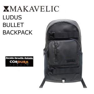 送料無料 MAKAVELIC LUDUS BULLET BACKPACK マキャベリック ルーダス バレット バックパック|surfer
