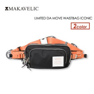 MAKAVELIC マキャベリック ショルダー バッグ ウエストバッグ CORDURA sale/LIMITED DA MOVE WAISTBAG ICONIC|surfer