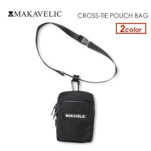 MAKAVELIC マキャベリック バッグ ショルダー ポーチ CORDURA sale/CROSS-TIE POUCH BAG|surfer
