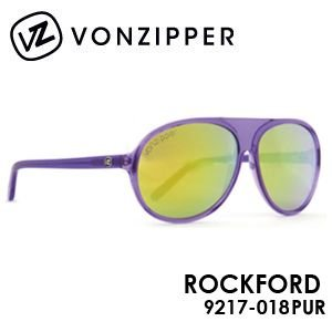 VONZIPPER,ボンジッパー,サングラス,アイウェアー●ROCKFORD■9217-018PUR|surfer