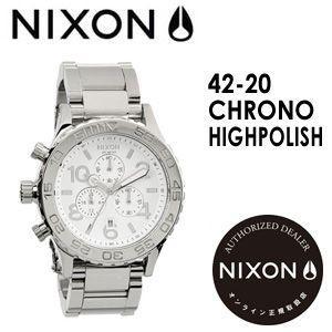 NIXON,ニクソン,腕時計,正規取扱店●42-20CHRONO-HIGHPOLISH|surfer