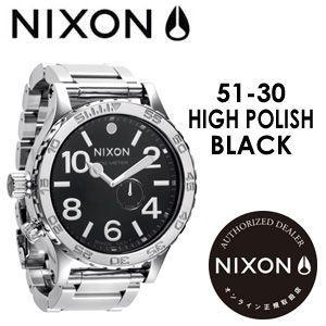 NIXON,ニクソン,腕時計,正規取扱店●51-30-HIGH-POLISH/BLACK|surfer