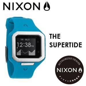 NIXON,ニクソン,腕時計,正規取扱店●SUPERTIDE-SKY-BLUE|surfer