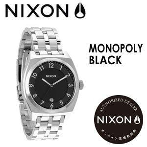 NIXON,ニクソン,腕時計,正規取扱店●MONOPOLY-BLACK|surfer