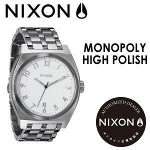 NIXON,ニクソン,腕時計,正規取扱店●MONOPOLY-HIGH-POLISH|surfer