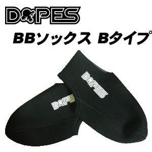 Dopes ドゥープス ボディーボード/BBソックス Bタイプ surfer