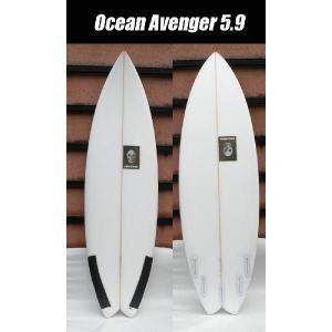 【あすつく対応】chris,christenson,クリス,クリステンソン,サーフボード,D01●OCEAN AVENGER|surfer