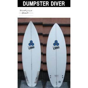 【あすつく対応】サーフボード,CHANNEL ISLANDS,AL MERRICK,アルメリック●The Dumpster Diver|surfer