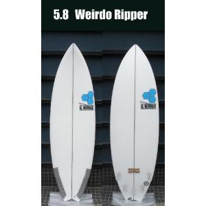 サーフボード,CHANNEL ISLANDS,AL MERRICK,アルメリック●Weirdo Ripper 5.8|surfer