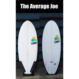 サーフボード,CHANNEL ISLANDS,AL MERRICK,アルメリック●Average Joe 5.3 5pulg|surfer