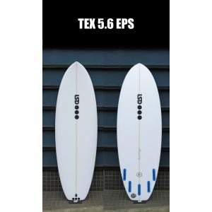 LSD,SURFBOARDS,LUKESHORT,ルーク,SURFBOARDEGENCY●LSD TEX 5.6 surfer