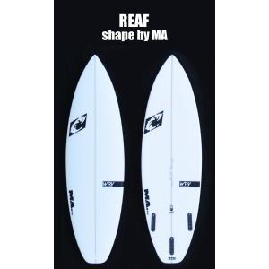 WRV,WaveRidingVehicles,ウェーブライディングビークルズ,MAサーフボード●REAF surfer