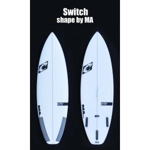 WRV,WaveRidingVehicles,ウェーブライディングビークルズ,MAサーフボード●SWITCH surfer
