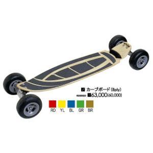 サーフィン スケートボード トレーニング CARVE/カーブボード送料無料 組み立て式|surfer