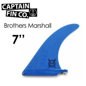 【送料無料】CAPTAINFIN,キャプテンフィン,ロング,FIN,フィン●BROTHERS MARSHALL 7.0|surfer