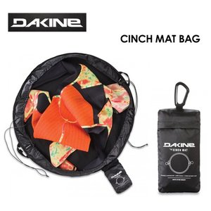 【あすつく対応・送料無料】DAKINE,ダカイン,サーフィン,着替え,ウェットバック,ウェットバッグ,便利●CINCH MAT BAG AH237-011|surfer