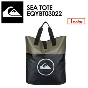 QUIKSILVER クイックシルバー 防水 バック ウェットバッグ トートバッグ/SEA TOTE EQYBT03022 surfer