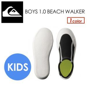QUIKSILVER,クイックシルバー,リーフブーツ,トリップ,マリン,レジャー,子供用●BOYS 1.0 BEACH WALKER キッズビーチシューズ KSA182751|surfer