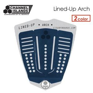 CHANNEL ISLANDS AL MERRICK アルメリック デッキパッド デッキパッチ/LINED UP ARCH|surfer