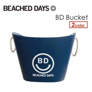 BEACHED DAYS 防水 ウェットバッグ バケツ/BD Bucket ビーチドデイズ バケット BY900014|surfer