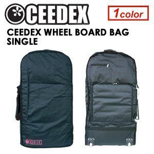 ボディボード BB フィン シーデックス CEEDEX/CEEDX WHEEL BOARD BAG SINGLE|surfer