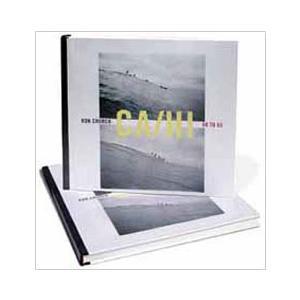 サーフィン,本,サーフィンブック,サーフィンガイド,写真集●『CA/HI』 ロン・チャーチ写真集|surfer