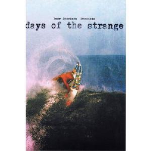 サーフィン,サーフィンDVD●DAYS OF THE STRANGER|surfer