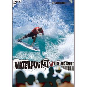 サーフィン サーフィンDVD TabrigadeFilm タブリゲイデフィルム/WATER POCKET V -HIDE AND SEEK- ウォーターポケット5|surfer