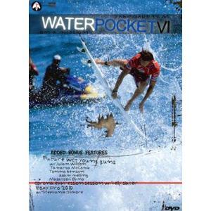 サーフィンDVD ショート TabrigadeFilm タブリゲイデフィルム/WATER POCKET VI ウォーターポケット6|surfer