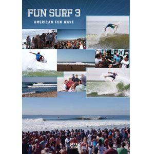 サーフィンDVD ショート/FUN SURF 3|surfer