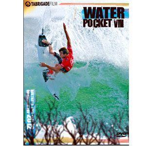 サーフィンDVD ショート TabrigadeFilm タブリゲイデフィルム/WATER POCKET XIII ウォーターポケット8|surfer