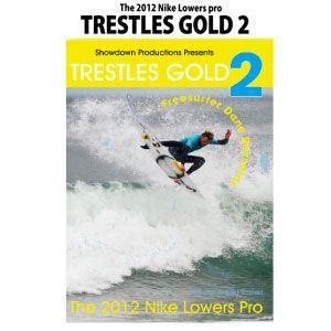 サーフィンDVD ショート/TRESTLES GOLD 2|surfer