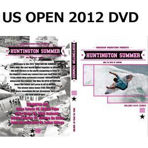 サーフィンDVD ショート/HUNTINGTON SUMMER US OPEN 2012|surfer