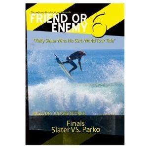 サーフィンDVD ショート WCT トラッセルズ カリフォルニア/FRIEND OR ENEMY 6|surfer