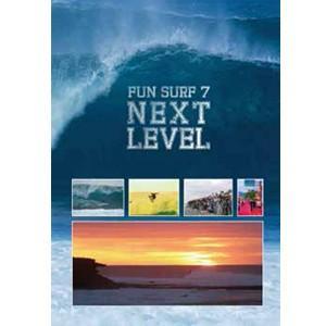 サーフィンDVD,ショート,JPSA,コンテスト●FUN SURF 7 ファンサーフ 7|surfer