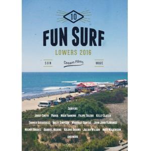 サーフィンDVD,WCT,トラッセルズ,カリフォルニア,ショート試合,コンテスト,2016●FUN SURF 10|surfer
