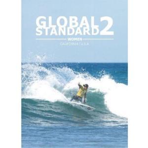 サーフィン DVD ショート レディースサーファー/GLOBAL STANDARD -WOMEN- 2 グローバルスタンダード vol.2|surfer