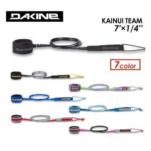 DAKINE,ダカイン,リーシュコード,パワーコード,17ss●KAINUI TEAM 7'×1/4'' AH237-853|surfer