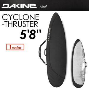DAKINE ダカイン サーフボードケース ハードケース 18ss/CYCLONE-THRUSTER 5'8'' AI237-908|surfer