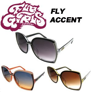 サングラス FLYGIRLS フライガールズ/FLY ACCENT|surfer