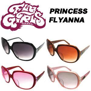 サングラス FLYGIRLS フライガールズ/PRINCESS FLYANNA|surfer