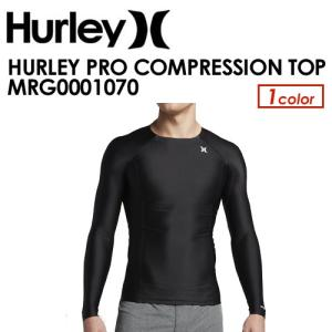 【あすつく対応】Hurley,ハーレー,インナー,ラッシュガード,長袖,17su●HURLEY PRO COMPRESSION TOP MRG0001070|surfer