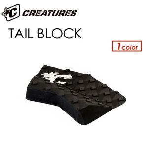 CREATURES クリエイチャー デッキパッド デッキパッチ 21ss/TAIL BLOCK テールブロック|surfer