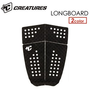 CREATURES クリエイチャー ロングボード デッキパッチ デッキパッド/LONGBOARD TRACTION surfer