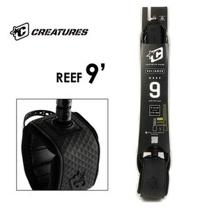 CREATURES クリエイチャー リーシュコード パワーコード 21ss 正規品/2021 REEF 9ft|surfer
