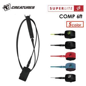 CREATURES クリエイチャー リーシュコード パワーコード 19ss/SUPER LITE COMP 6ft|surfer