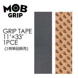 MOBGRIP モブグリップ スケートボード スケボー デッキテープ グリップテープ/GRIP TAPE 11'×33' 1PCE 1枚単品販売|surfer