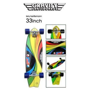 gravity グラビティー スケートボード コンプリート/LARRY BERTLEMANN 33