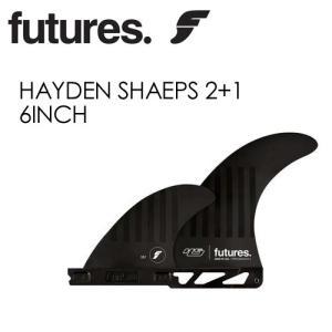 FUTUREFINS フューチャーフィン Compound6 ロングボード 2way/HAYDEN SHAEPS 2+1 6INCH surfer
