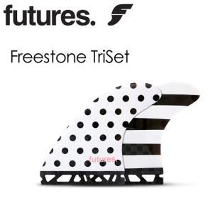 FUTUREFINS,フューチャーフィン,トライ,GENERATION,JACK FREESTONE●FREESTONE VII RTM HEX Tri set|surfer